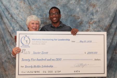 MFL Graduate Awarded Scholarship