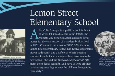 Historic Lemon Street Grammar School